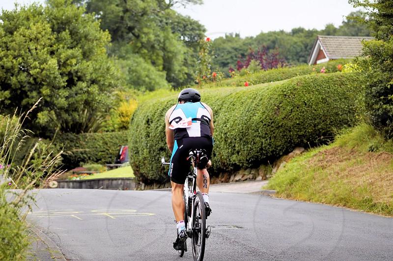 cyclistcycleraceironmanukevent photo