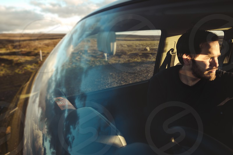 Midnight Sunshine Iceland photo