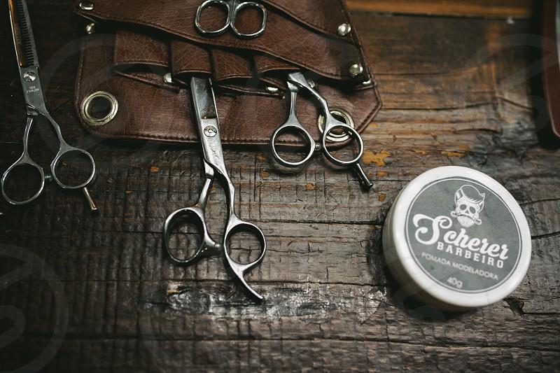 barbershop tools photo