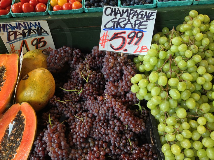 champagne gray $5.99 per pound photo