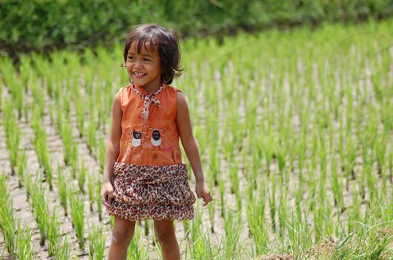 girl's leopard print skirt  photo