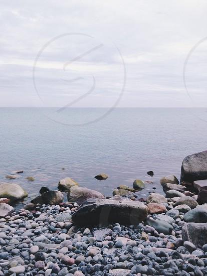Beach denmark landscape nature  photo