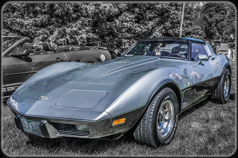 1978 Chevrolet Corvette L82  photo