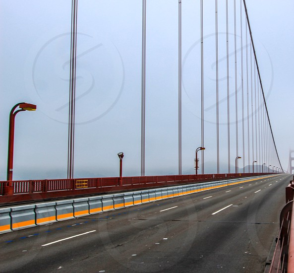 Carless w/o Edits: this is the Golden Gate Bridge like you've never seen it before! photo