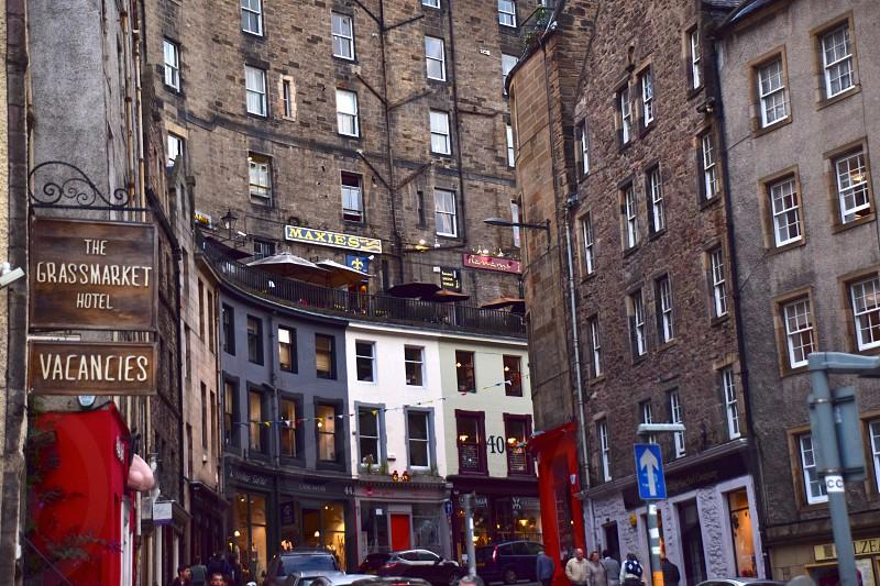 In the City Edinburgh photo