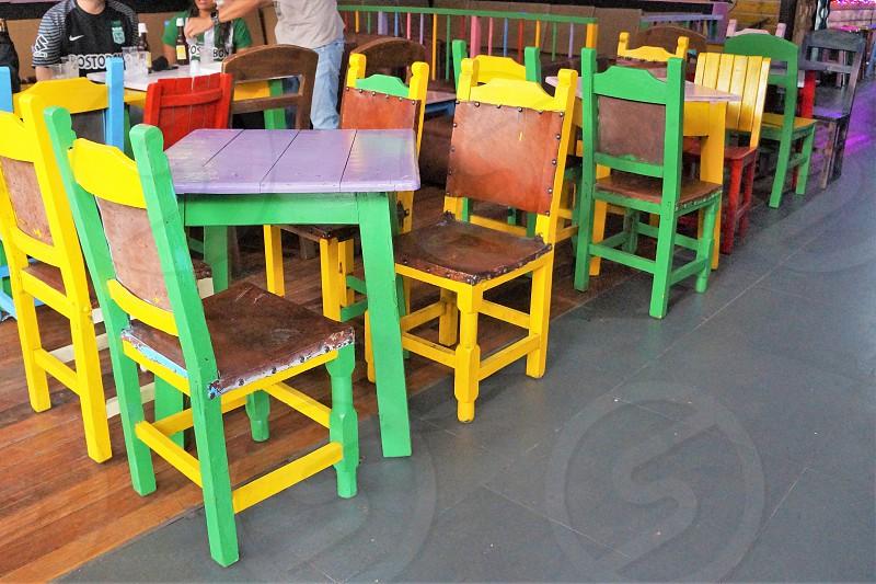 Vibrant colors !                               photo