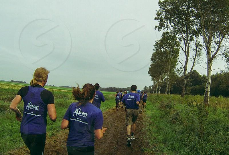 Mud masters run photo