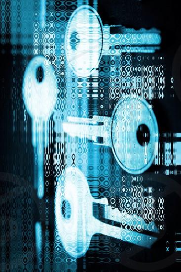 Internet security computer secrecy access authorization code key information lock secret web net technology  photo