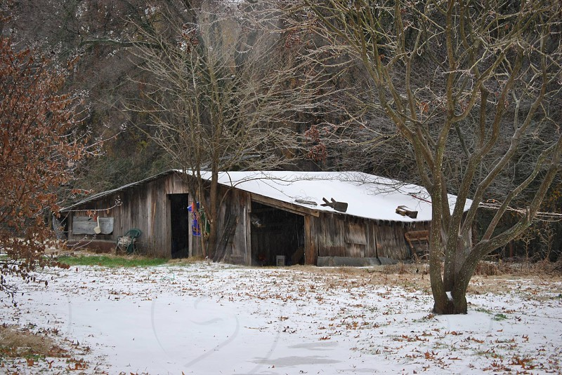 our old barn photo