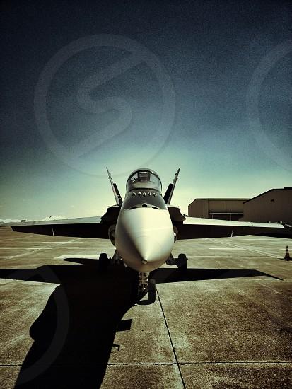 A fighter pilot's greatest milestone... photo