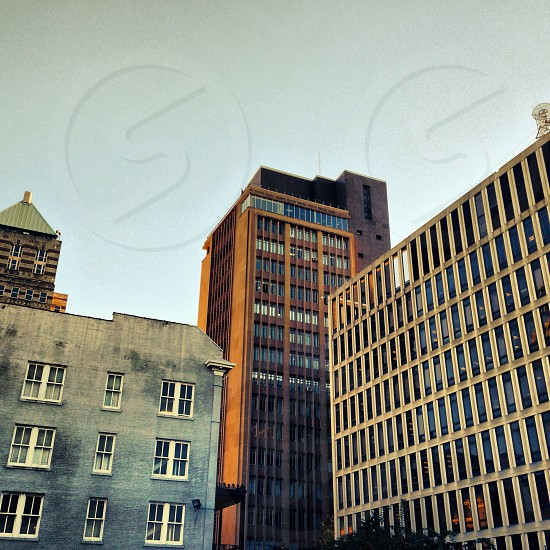 Downtown Mobile Alabama photo