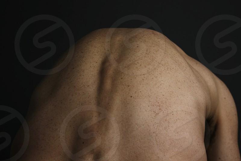 human skin  photo