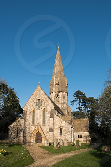 St Michael and All Angels Church in Leafield photo