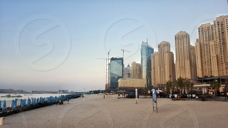 #jumeirahBeach #Dubai #marina #uae photo