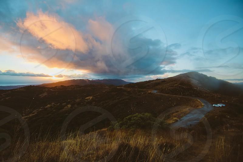 Mountains nature Santa Barbara explore adventure landscape photo