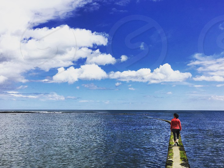#cresswell #england #sea #beach #sun #adventure #northeast #horizon  photo
