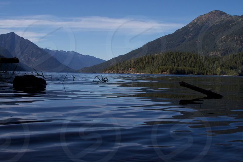 Ross Lake North Cascades photo