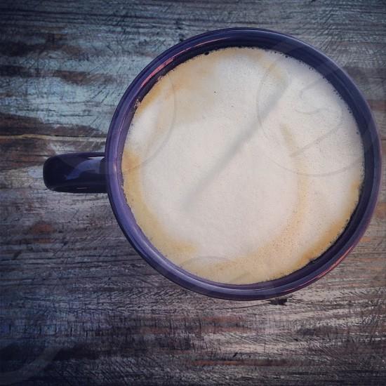 full coffee mug photo