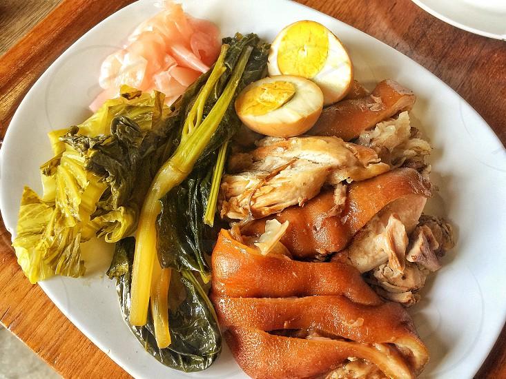 อาหารไทย-จีน photo
