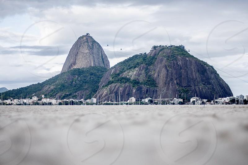 Rio de Janeiro sugar loaf  photo
