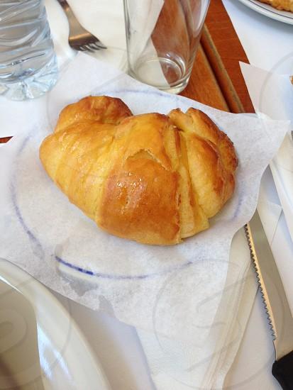 Croissant.  photo