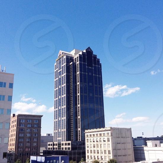 tall high rise building photo