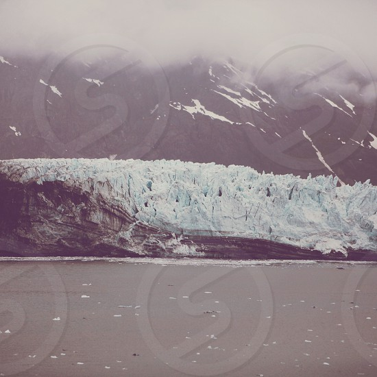 Glacier Bay Alaska photo