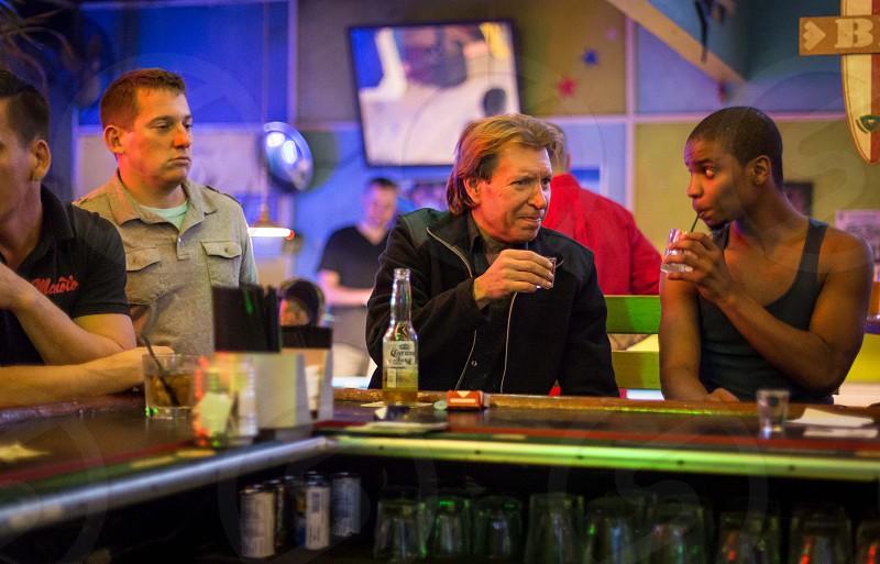 You can meet anyone at the Sandbar Lounge. photo