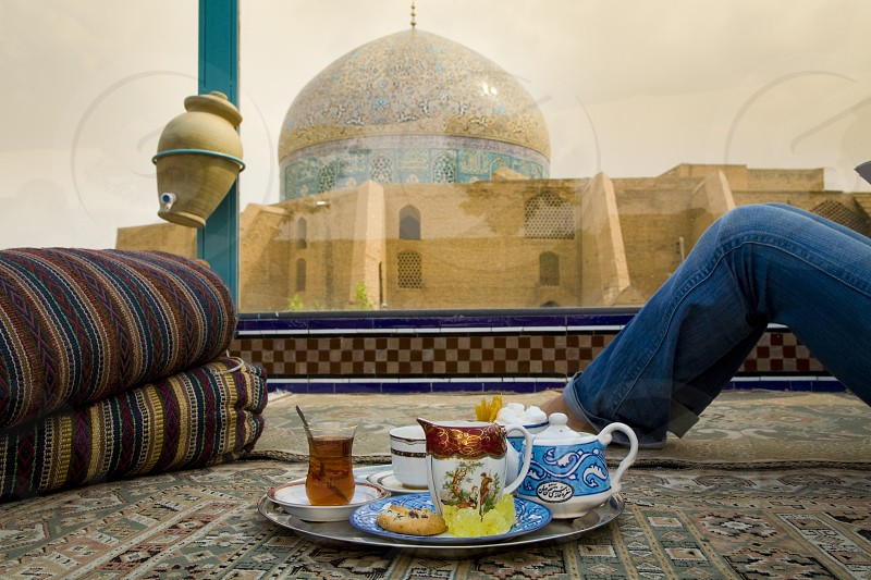 isfahan. iran photo