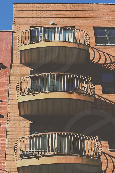 NYC Buildings Little Italy  photo