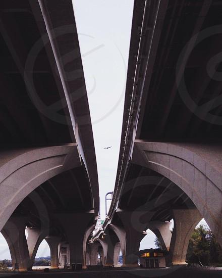 concrete bridge photo
