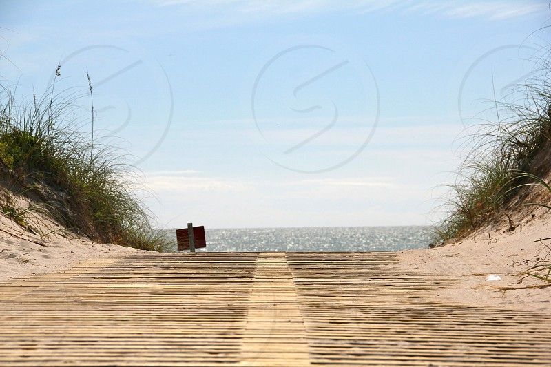 Beach Boardwalk photo