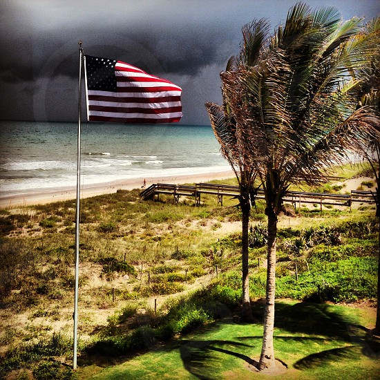 Florida storm photo