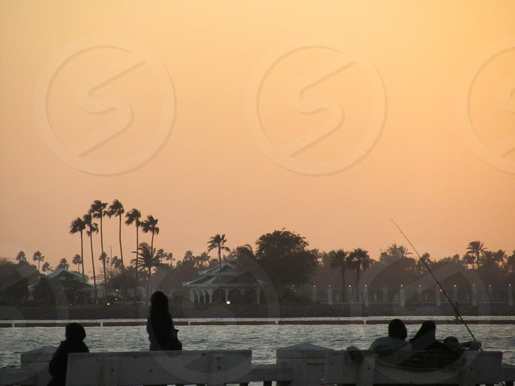 Jeddah beach  photo