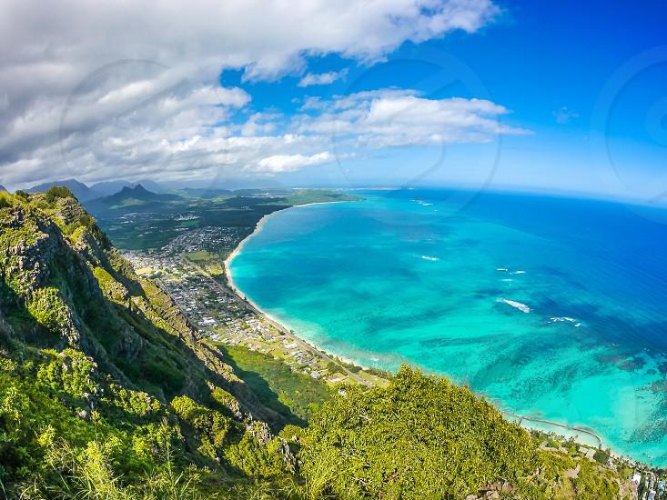 Waimanalo Hawaii Oahu  photo