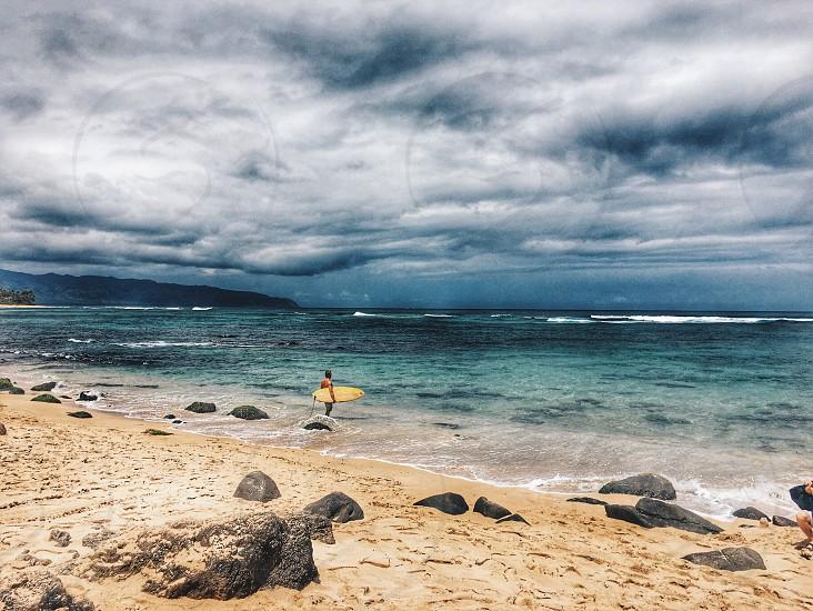 Lucky we live hawaii  photo