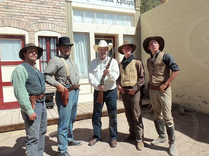 OK Corral at Tombstone photo