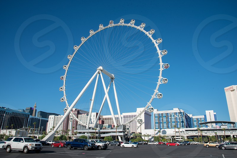 The High Roller in Las Vegas photo