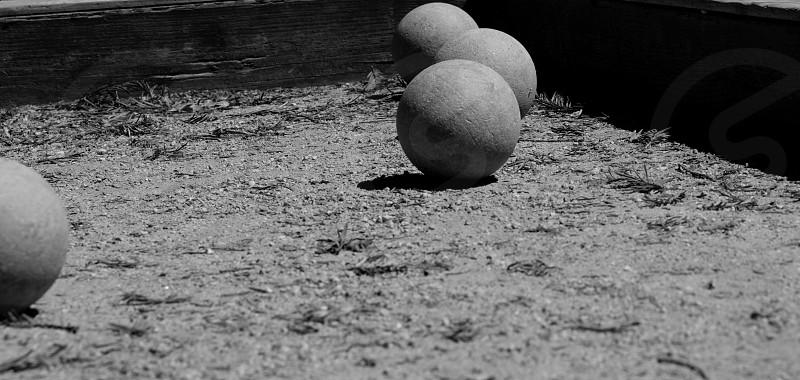 Spheres  photo