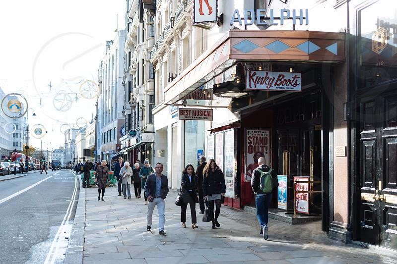 West End London photo