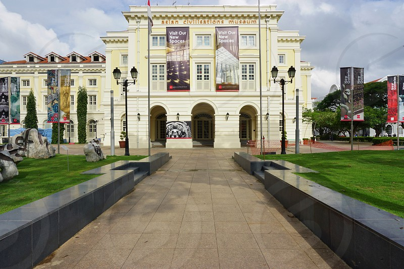 The Asian Civilizations Museum in Singapore photo