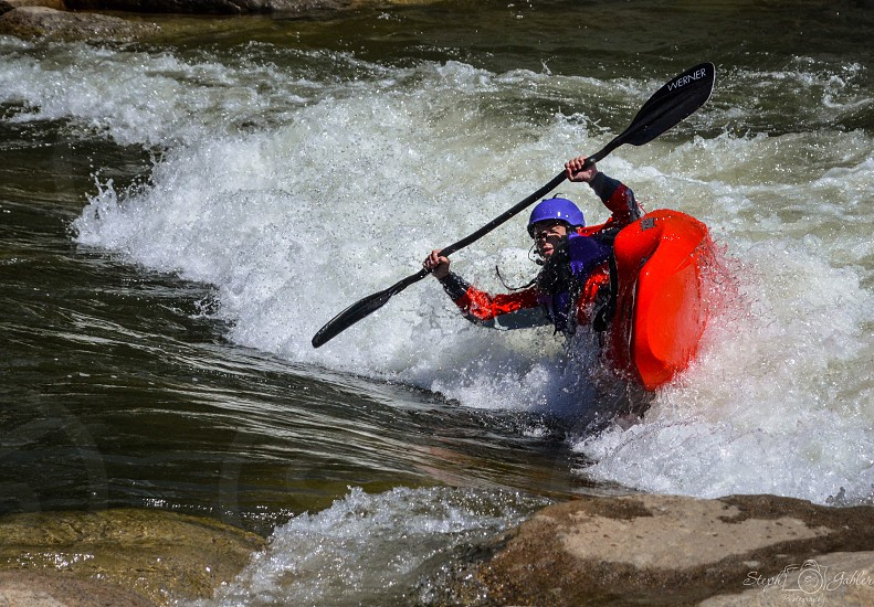Travel Reno Truckee River Kayak adventure explore bucket list Nevada water sports  photo