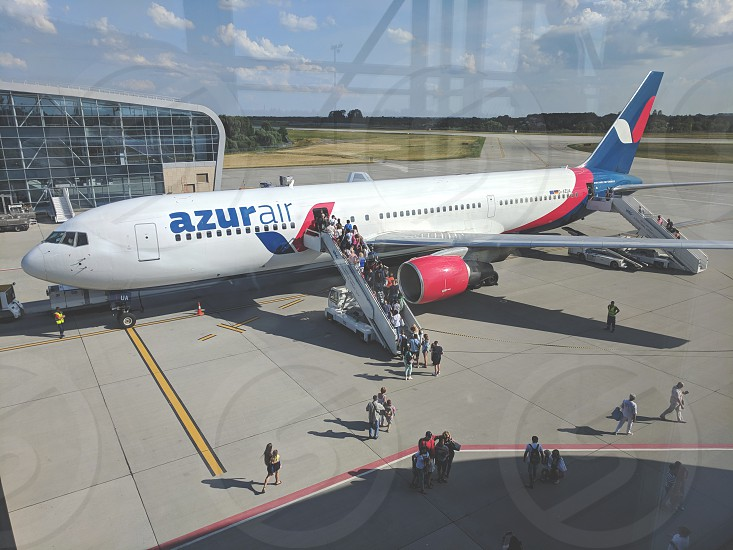 Airport Lvov Ukraine photo