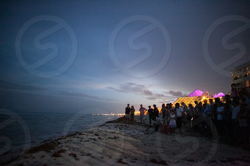 Coastal meets Caribean lifestyle images cancun photo
