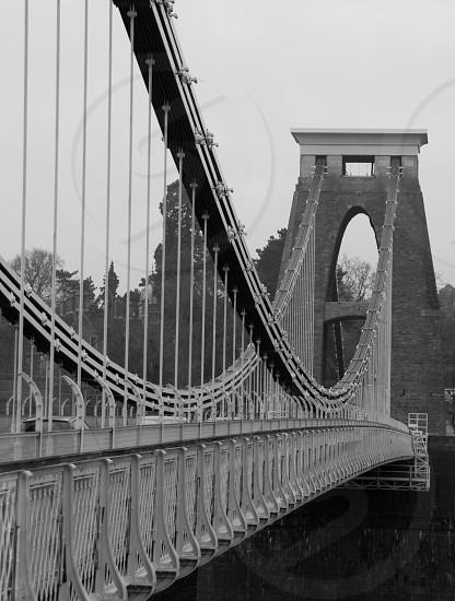 Bridge over the river Avon photo