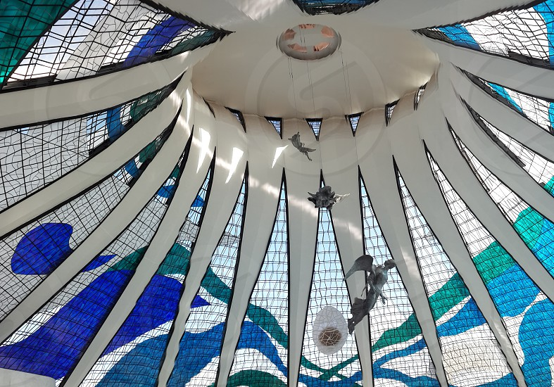 cathedral dome  photo