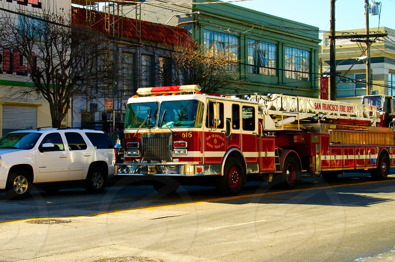 San Fran Fire Dept. photo
