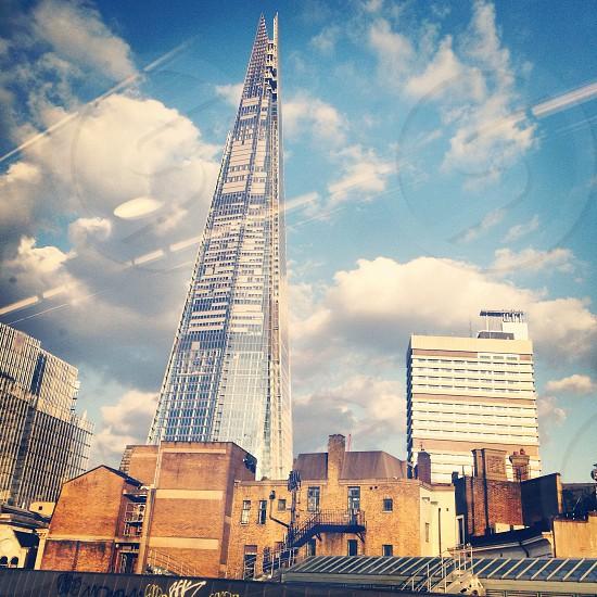 London - The Shard photo
