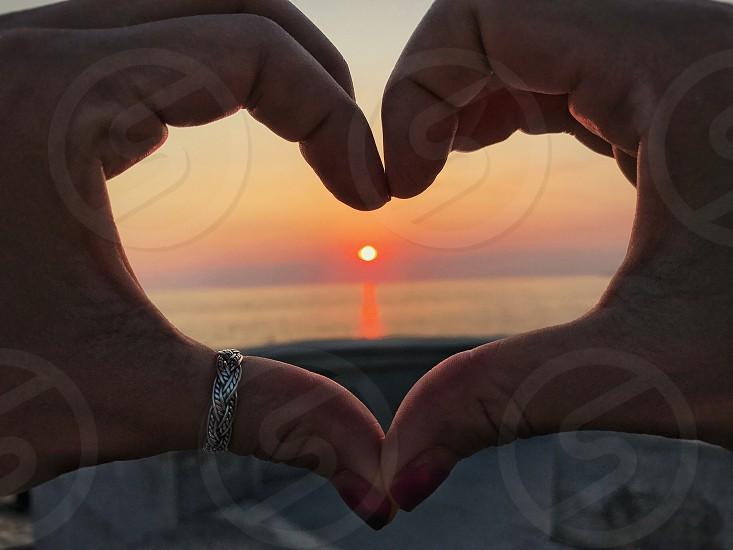 In heart! photo