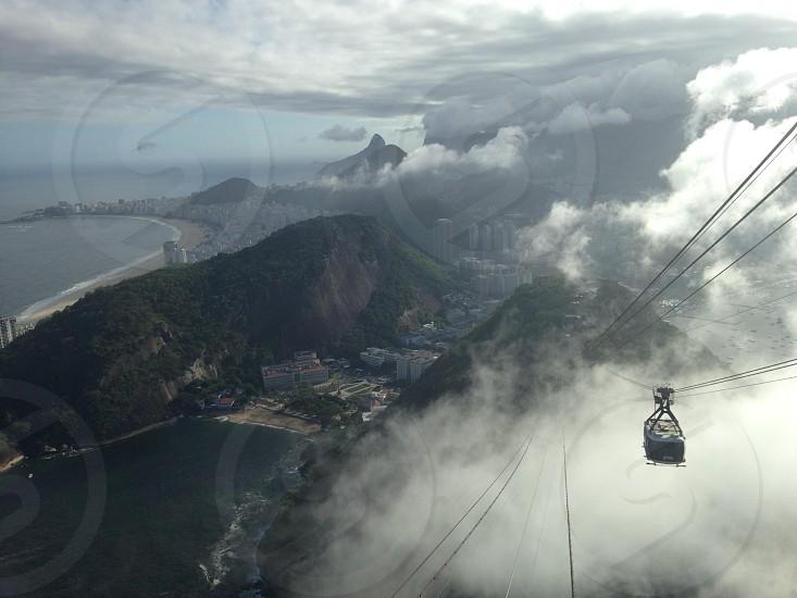 Sugar loaf mountain - Rio de Janeiro Brazil photo